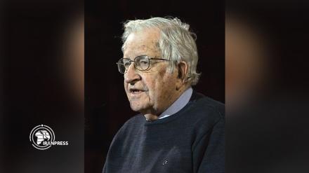 Çomski ABŞ-ın İsrailpərəst siyasətini sərt tənqid etdi