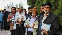 İran xalqının seçkilərdə coşqu dolu iştirakı beynəlxalq aləmdə rezonans doğurub