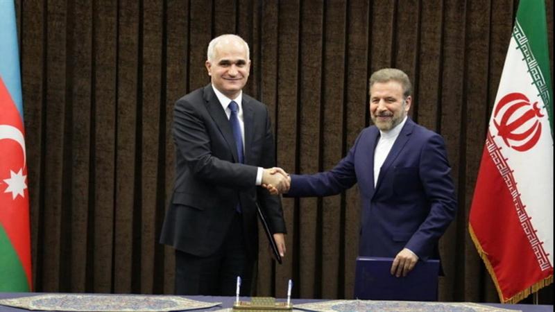 Tehran-Bakı iqtisadi əlaqələrinin inkişaf yolları araşdırıldı