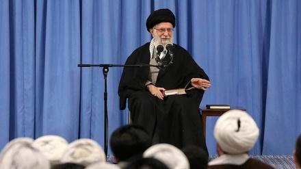 انتخابات کے عظیم امتحان میں ایرانی عوام سرخرو و سربلند رہے، رہبرانقلاب اسلامی