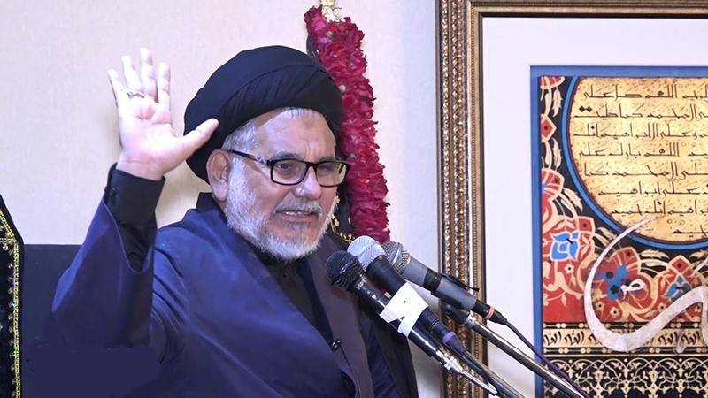 تہران میں شہید قاسم سلیمانی اور شہید ابو مہدی کا چہلم