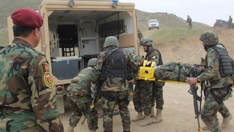 افغانستان میں غیر ملکی فوجی اڈے پر طالبان کا حملہ