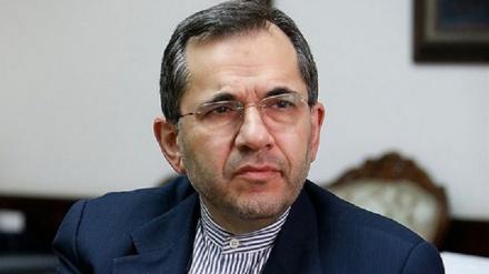 شہید قاسم سلیمانی کے قتل کا جواب امریکہ کو دینا ہو گا: ایران