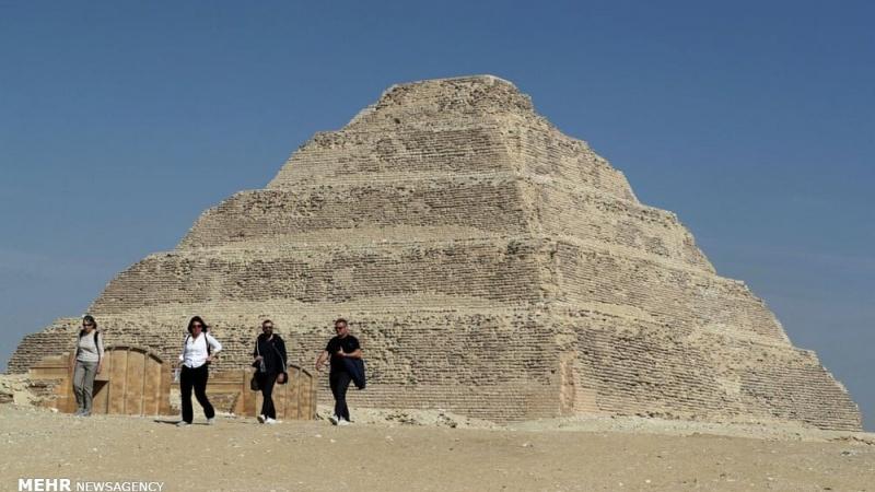 فرعونِ مصر کی پر اسرار دنیا ۔ تصاویر