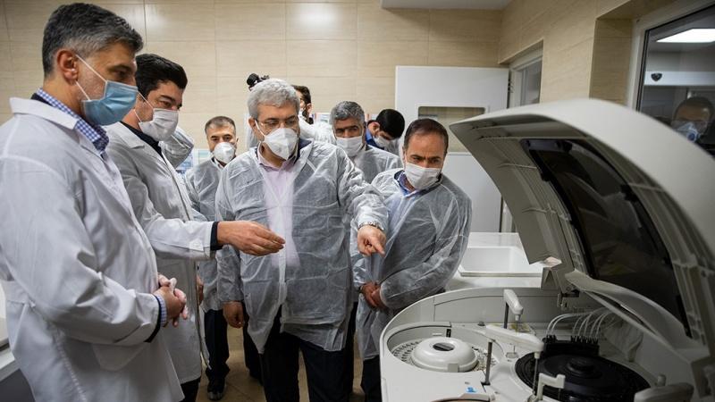 ایران میں کورونا کی قبل از وقت تشخیص کا آلہ تیار