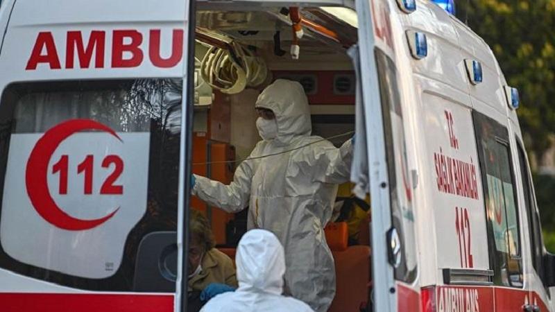 Türkiyədə koronavirusdan bu gün 15 nəfər ölüb