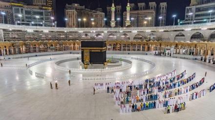 اس سال سعودی عرب میں مقیم افراد ہی حج کر سکیں گے