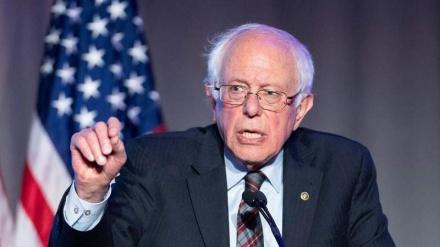 Sanders Trampı tənqid etdi