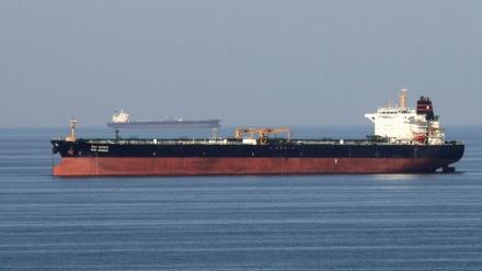 ایرانی تیل بردار بحری جہاز ونیزویلا کی حدود میں داخل ہوگیا