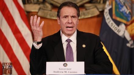 ٹرمپ نے کورونا کے پھیلنے میں مدد کی: گورنر نیویارک