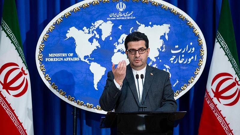 Ya İran xalqına hörmət yolunu gedin, ya da ki, mənfur qalmaqda davam edin