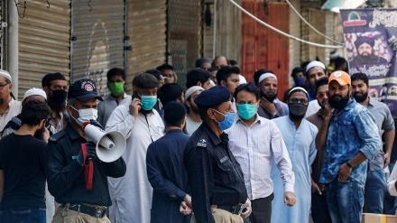 پاکستان میں کورونا نے اب ساڑھے چار ہزار سے زیادہ لوگوں کی جان لی