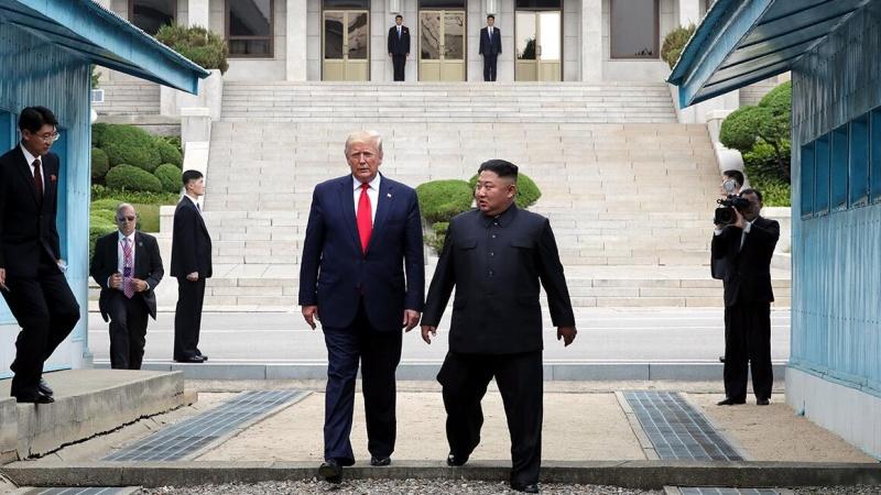 کۆریای باکوور دانوستانی دووبارە لە گەڵ ئەمریکا ناکات