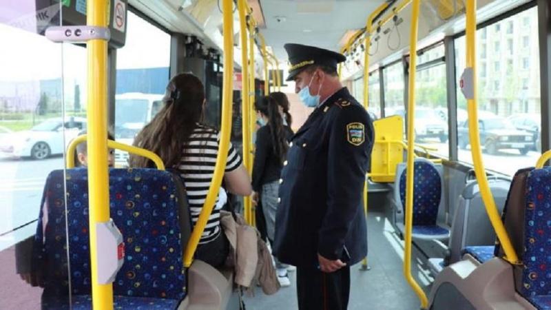Metro dayandı, avtobuslar 2 gün işləməyəcək