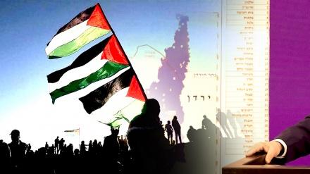 Izraelski projekat aneksije dijela Zapadne obale rijeke Jordan