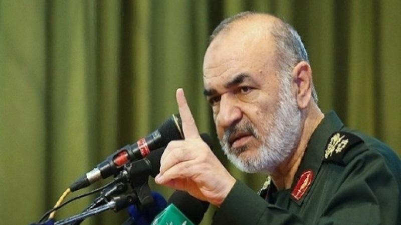 ایرانی کمانڈر کا بیان، دشمن نے جنگ کا ارادہ ہی چھوڑ دیا