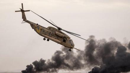 Izraelski helikopteri izveli napad na Siriju