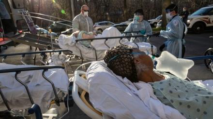 امریکہ میں کورونا کے مریضوں کی تعداد تیس لاکھ کے قریب
