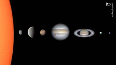 دنیائے نجوم کی حیرت انگیز تصاویر