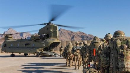 افغانستان میں پانچ فوجی اڈے بند کر دئے: امریکہ کا دعویٰ