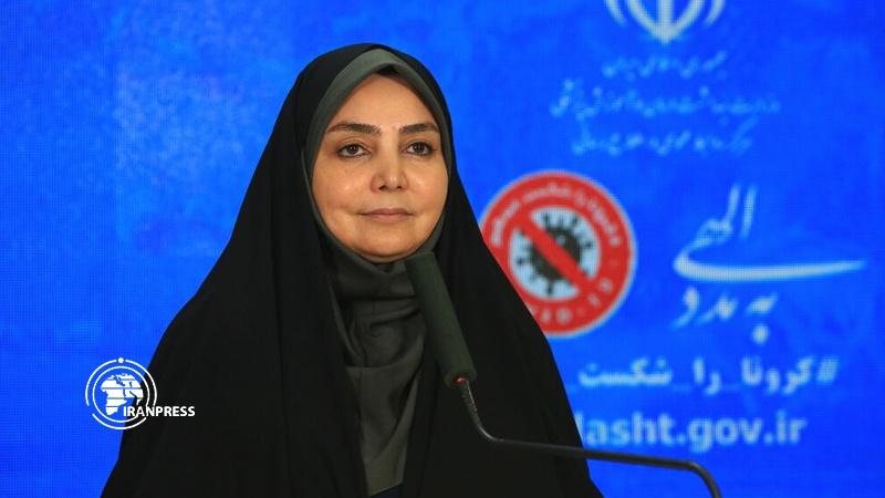 تیرہ جولائی کو ایران میں کورونا کی صورتحال