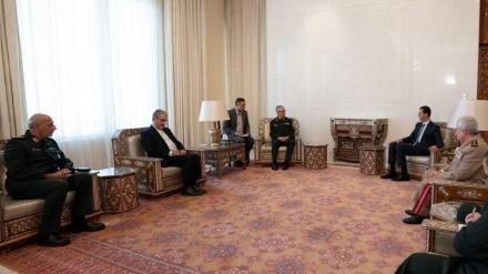 ایران و شام کے مابین معاہدہ، دشمنانہ پالیسیوں کا مقابلہ کرنے کی کوششوں کا نتیجہ