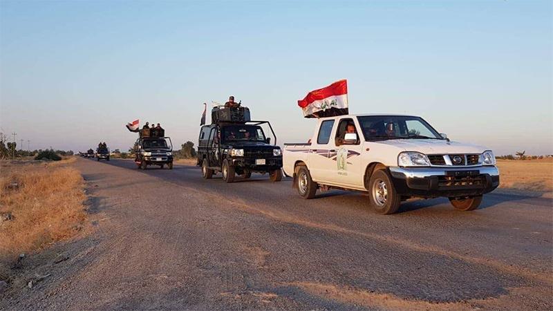 عراق: الحشد الشعبی کے 10 جوان شہید و زخمی