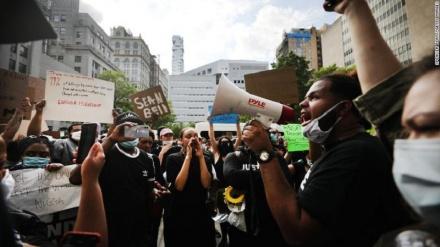امریکی انسانی حقوق کی نام نہاد علمبرداری، تصاویر کی زبانی