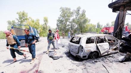 افغانستان میں دھماکہ اور جھڑپیں، متعدد جاں بحق و زخمی