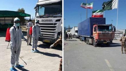 ایران و پاکستان کی سرحدی گذرگاہیں کھل گئیں