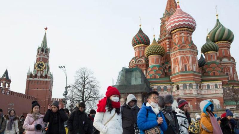 Rusiyada COVID-19-a yoluxanların sayı 752 797 nəfərə çatıb