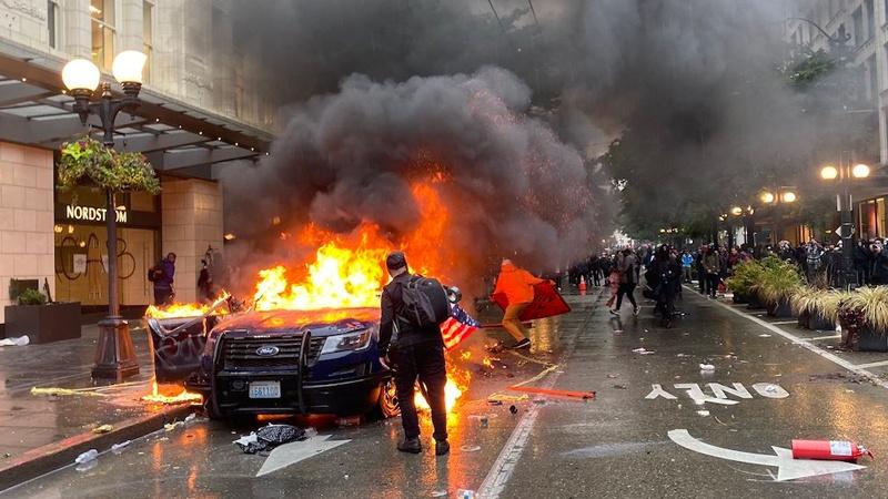 Haos u Americi — zapaljiva smjesa koja može da zapali svijet