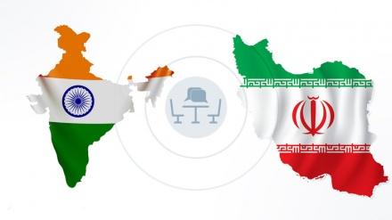 ایران اور ہندوستان کے درمیان روڈ اور ریلوے رابطے کے فروغ پر تاکید