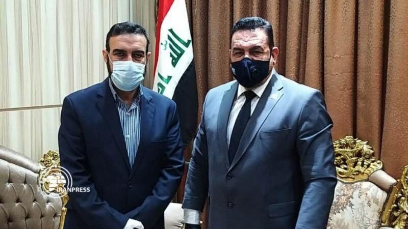 İran və İraq təhlükəsizlik və müdafiə həmkarlıqlarının genişləndirilməsini vurğulayıblar
