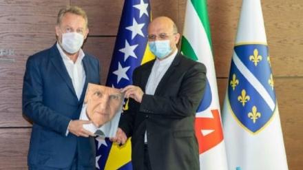 Izetbegović primio ambasadora Irana: U budućnosti je potrebno jačati ekonomsku saradnju