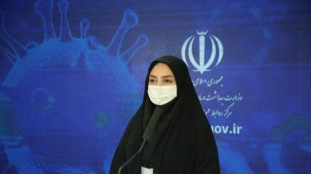 ایران میں کورونا کے نئے اعداد و شمار