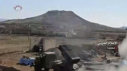 شام میں امریکا کے زیر قبضہ علاقوں میں داعش کی سرگرمیاں