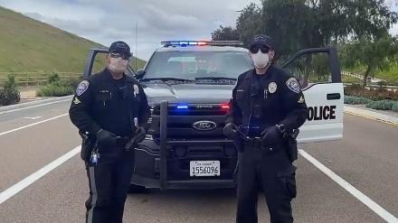 امریکی پولیس بچے کو گرفتار کرنے میں کامیاب!۔ ویڈیو