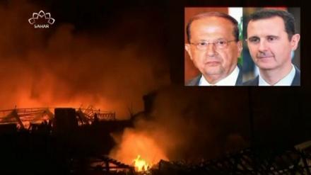 لبنانی عوام اور حکومت سے ہمدردی