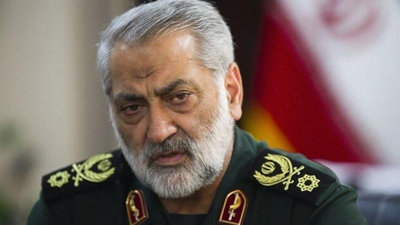 بحیرۂ احمر میں ایرانی بحری جہاز پر حملے کا جواب ضرور دیا جائے گا: ایرانی فوج