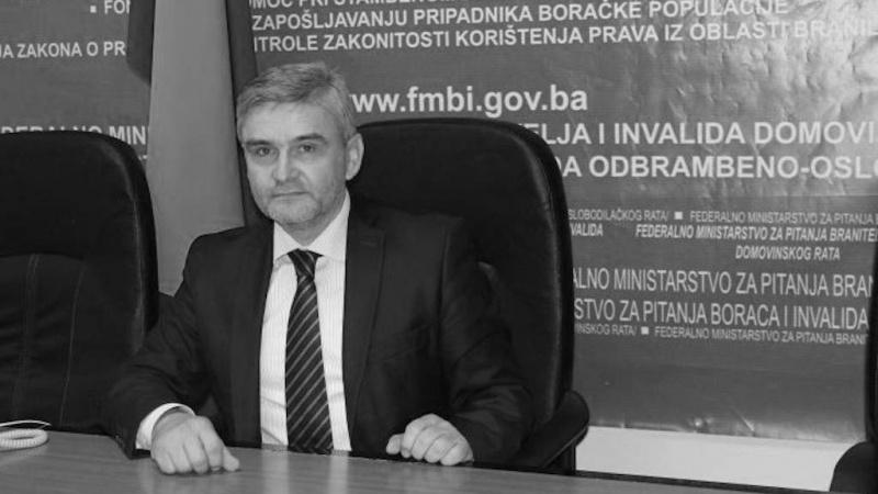 Danas komemoracija, dženaza i ukop ministra Bukvarevića
