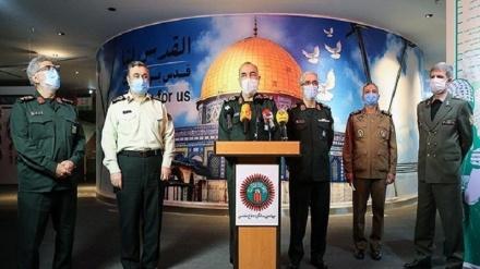 یقینی طور پر شہید جنرل قاسم سلیمانی کے خون کا بدلہ لیا جائے گا: جنرل سلامی