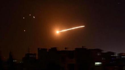 Sirijska zračna odbrana se suprotstavila izraelskim napadima
