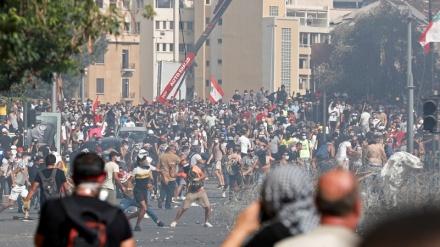 لبنان سازشوں کے جال میں ۔ ویڈیو