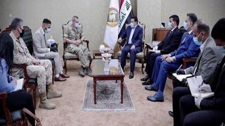 ملک سے امریکی دہشتگردوں کا مکمل انخلا ہونا ہے: عراق