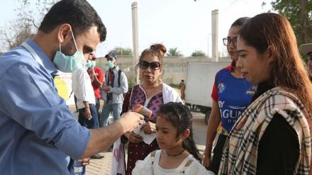 پاکستان میں مزید سات سو ترپن افراد کورونا میں مبتلا