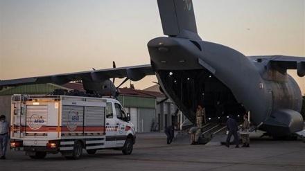 لبنان کے لئے بین الاقوامی امداد کا سلسلہ جاری
