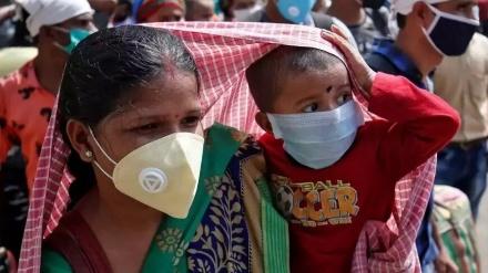 ہندوستان؛ یومیہ پچاس ہزار کورونا کیسز کا سلسلہ جاری