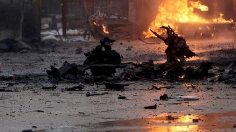 Li bakurê Sûriyê 4 otomobîlên bombekirî teqiyan