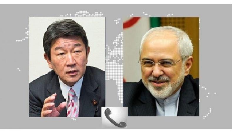 Zarif: Iran očekuje da Japan spriječi ilegalno američko blokiranje iranskih fondova